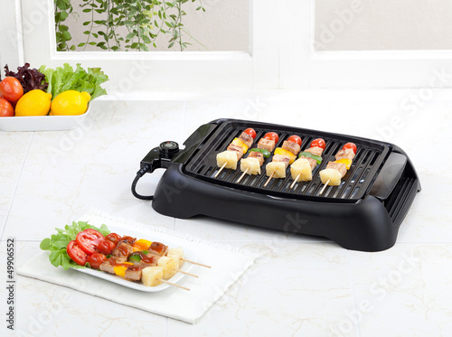 electric grill stove for your barbecue or stake