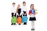 School children - elementary school