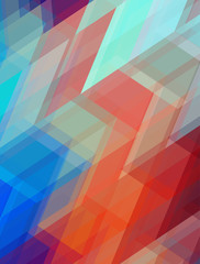 geometric style texture & abstract background