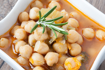 Chickpea soup_IV