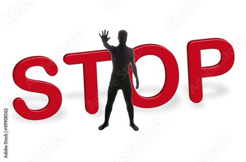Zentai –Morphsuit – STOP