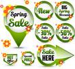 Spring sale set