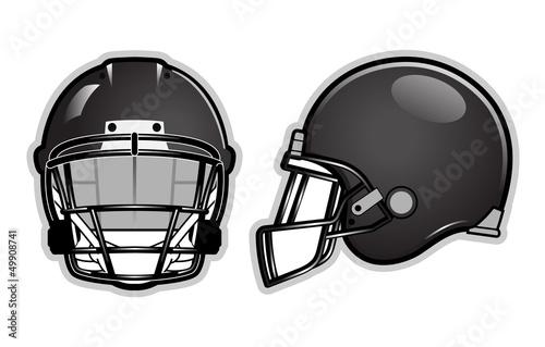 Fototapeta Football helmet