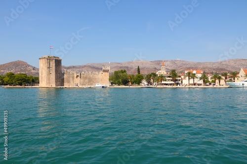 Trogir, Croatia - Kamerlengo Castle