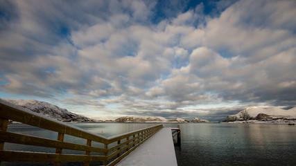 Küste Norwegen