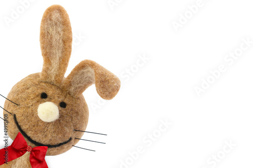 laughing easter bunny
