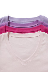Four t-shirts fragment