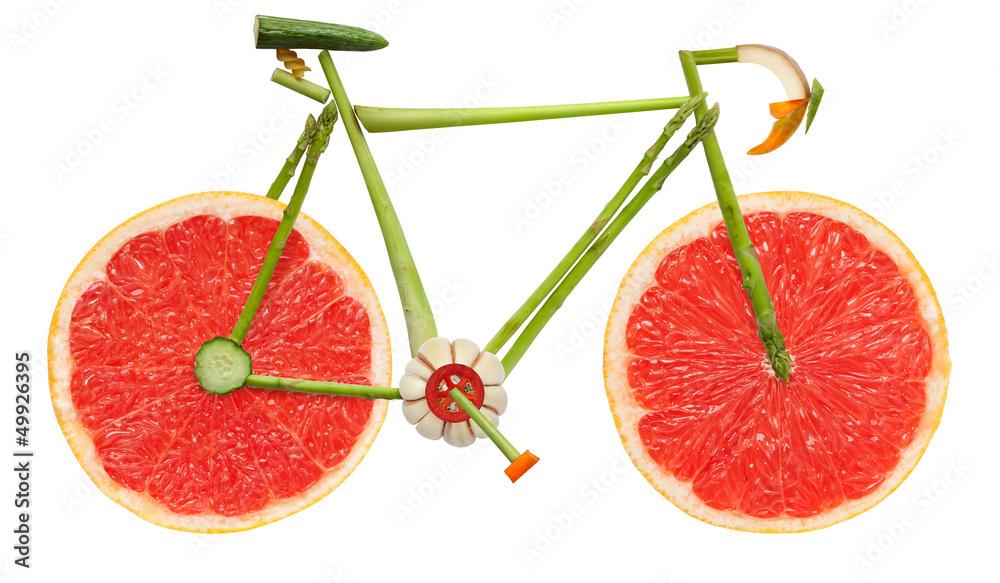 fitness dieta koncepcja - powiększenie