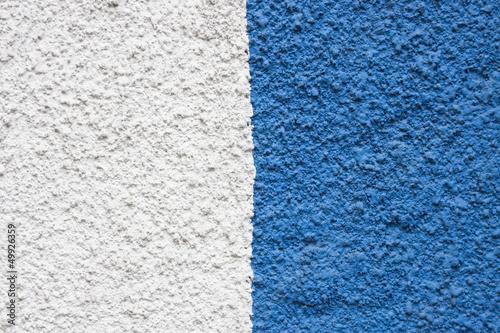 Ściana dwukolorowa