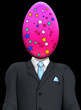 Easter Egg Head