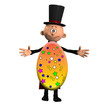 Magician With An Egg