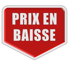 Marker rot PRIX EN BAISSE