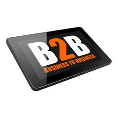 tablet b2b I
