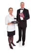 Waitress and Maitre D