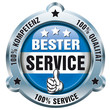 Button - Bester Service