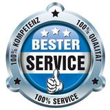 Button - Bester Service