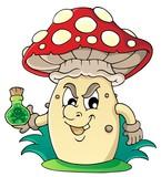 Mushroom theme image 5