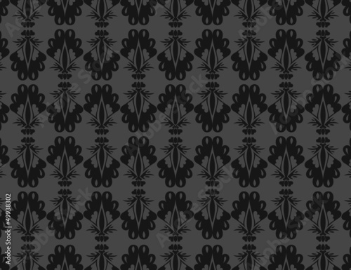 Charcoal Vintage Background