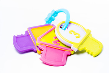 juguete de colores