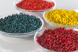 colorful plastic masterbatch granules