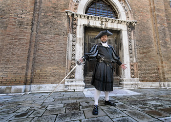 Edelmann  in Venedig