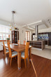 Classy house - dining room