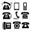 phone icons - 49943948