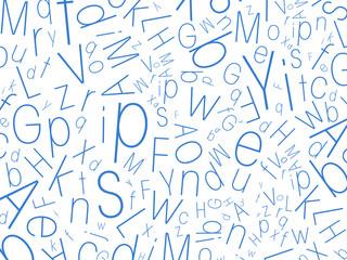 lettres en désordre