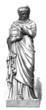 Ancient Rome : Patrician Widow - Veuve - Wittwe