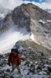 Alpinista in Valtellina