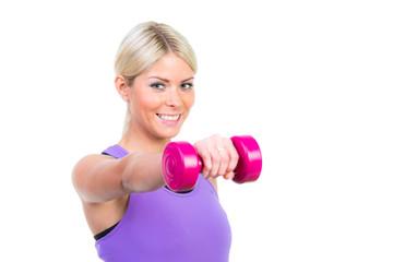 sportlich aktiv