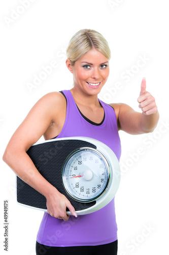 erfolgreiche gewichtsabname