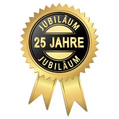 Jubiläum - 25 Jahre