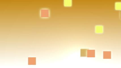 astratto con quadrati e luci