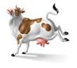 mucca allegra