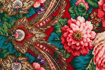 Classic Vintage Ukrainian Folk Pattern