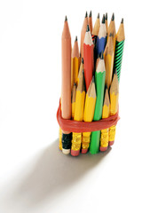 Bundle of Short Pencils