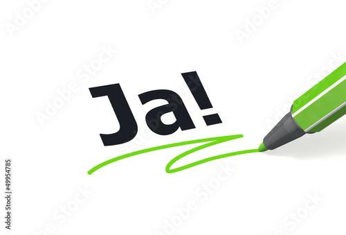 Stift- & Schriftserie: Ja!