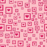 Seamless Love Heart Background