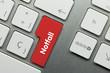Notfall Tastatur Finger 2
