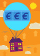 Euro House Price Increase