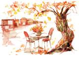 Fototapety autumn