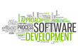 "Word Cloud ""Software Development"""