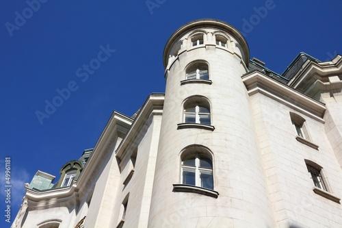 Vienna, Austria - French Embassy palace
