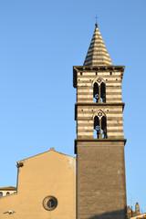 Viterbo - Campanile Chiesa degli Almadiani