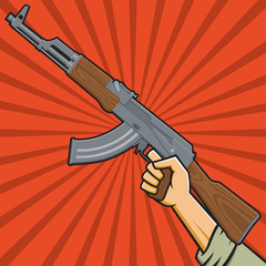 Soviet Assault Rifle