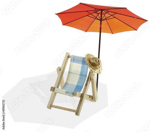 concept vacances d'été au soleil de Madagascar