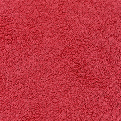 red material texture, close up
