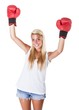kick boxing success