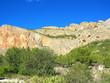 macizo de caliza dolomita Sierra de Orihuela Alicante